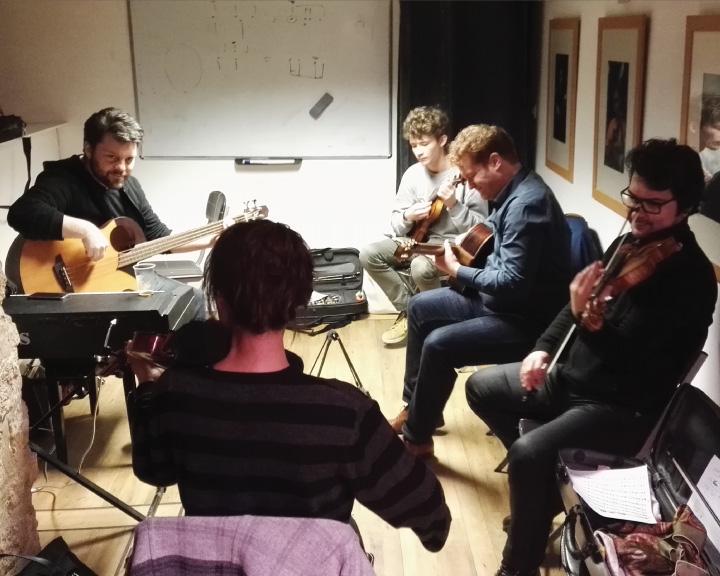Formation amateur musique