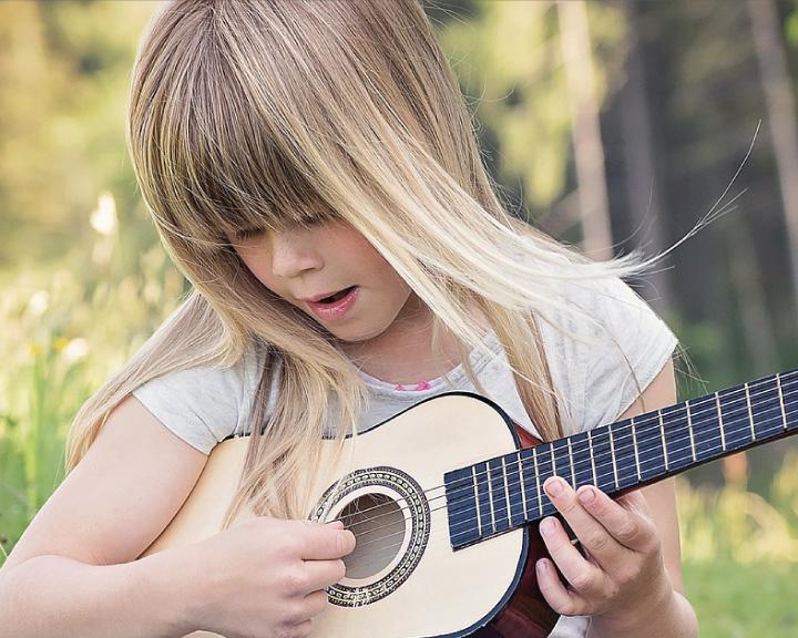 Formation musicale pour les enfants
