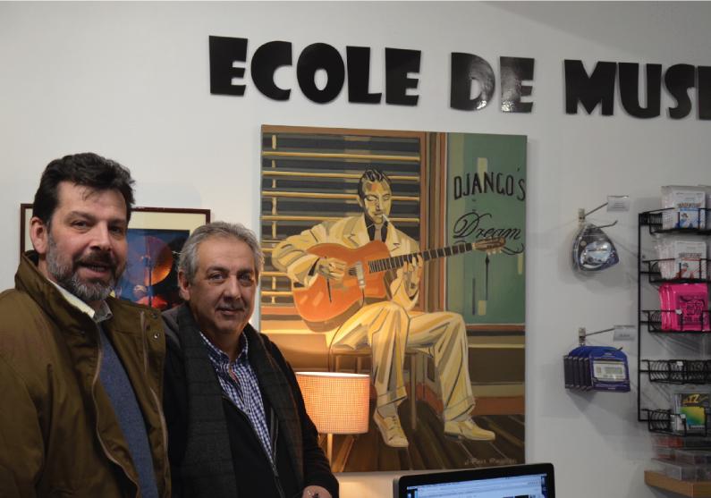 Galerie Photo de la Swing Romane Académie