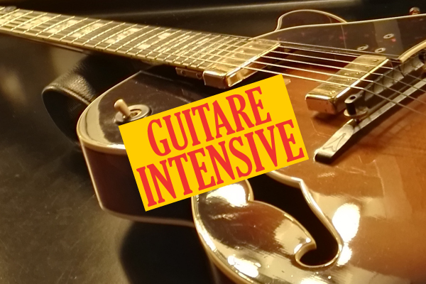 Flash Guitare de la Swing Romane Académie
