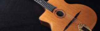 Maurice Dupont Guitares à la Swing Romane Académie