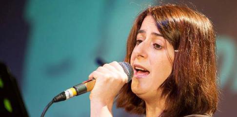 Marianne Feder choeur polyphonique à la Swing Romane Académie